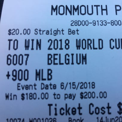 Sports betting came to New Jersey Thursday morning,