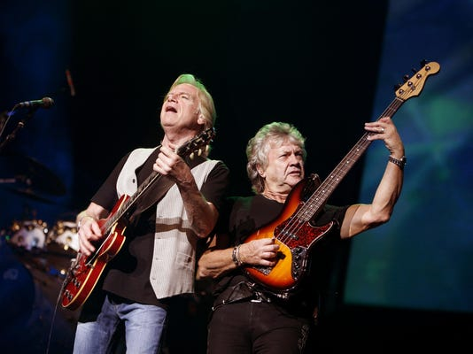 Justin Hayward,John Lodge