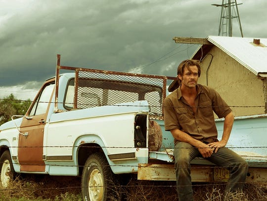 """""""Hell or High Water"""" Chris Pine, right, and Ben Foster."""