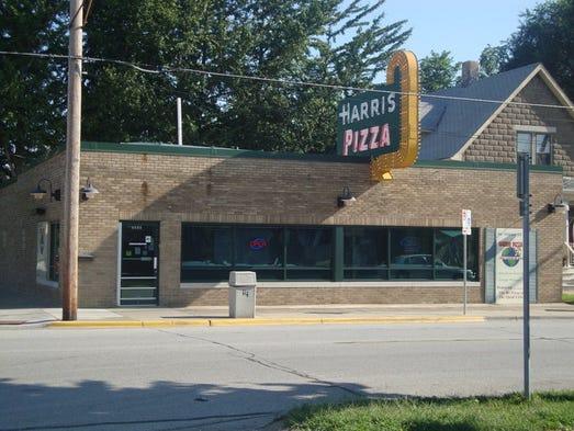 Harris Pizza Rock Island Address
