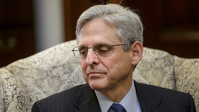 Judge Merrick Garland is President Obama's Supreme Court nominee.