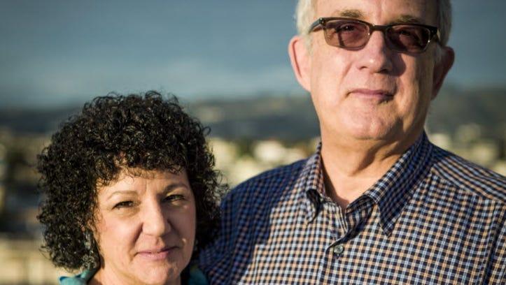 Mitch Kapor and Freada Kapor Klein