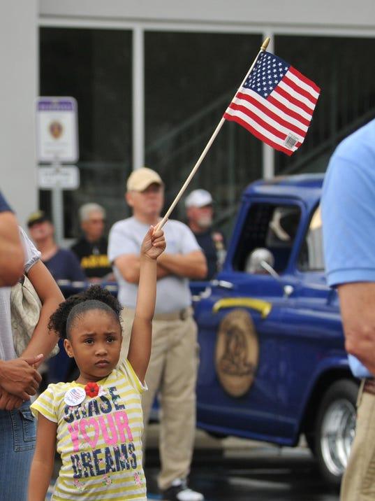 Veterans Day in Merritt Island