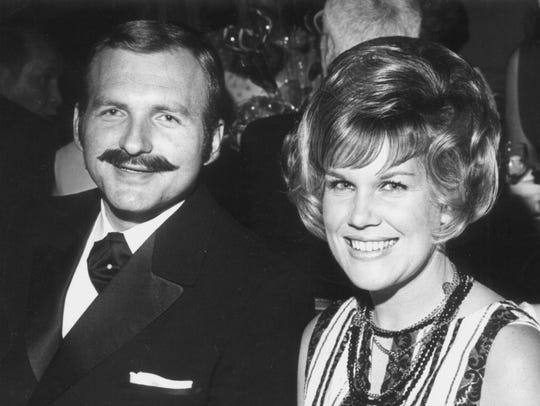 Sterling and Barbara Ridge in an undated photo.