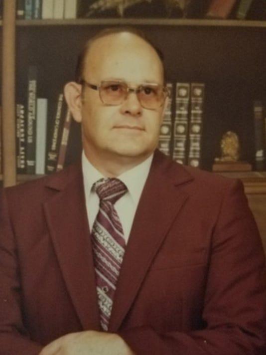 """James """"Floyd"""" Steele Sr."""
