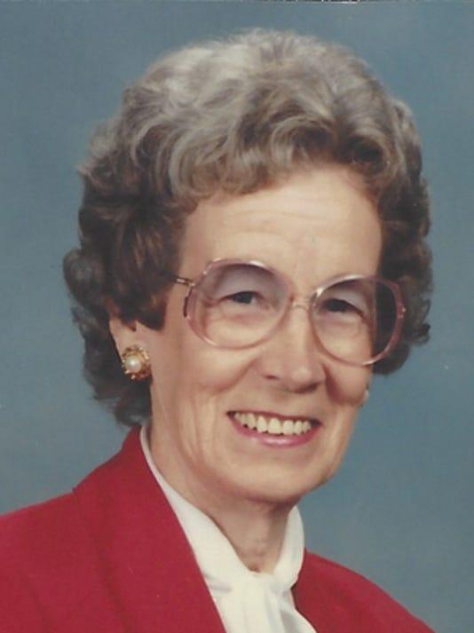 Fannie Elizabeth Overton