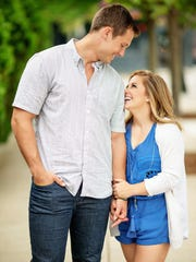 Shawn Johnson, a gold-medal winning Olympian, and former Vanderbilt football player Andrew East will marry in Nashville in April.