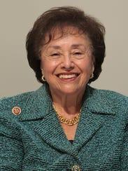 U.S. Rep. Nita Lowey, D-Harrison.