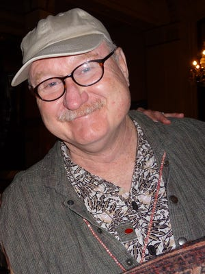 Jackson Wheeler, longtime host of the Arcade Poetry Series in Ventura County, died Friday at 64.