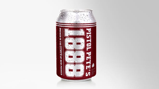 New Mexico State University changed the look of its branded beer after the original design raised eyebrows.