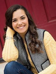 Megan Centers, the daughter of Charles and Monica Centers of Evansville, plans to study chemistry at the University of Southern Indiana.