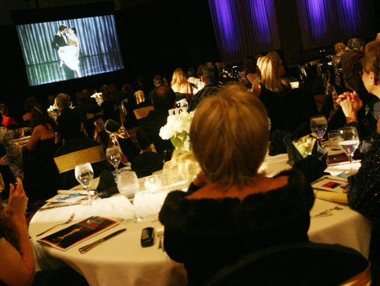 About 200 guests attended the Palm Springs Women in