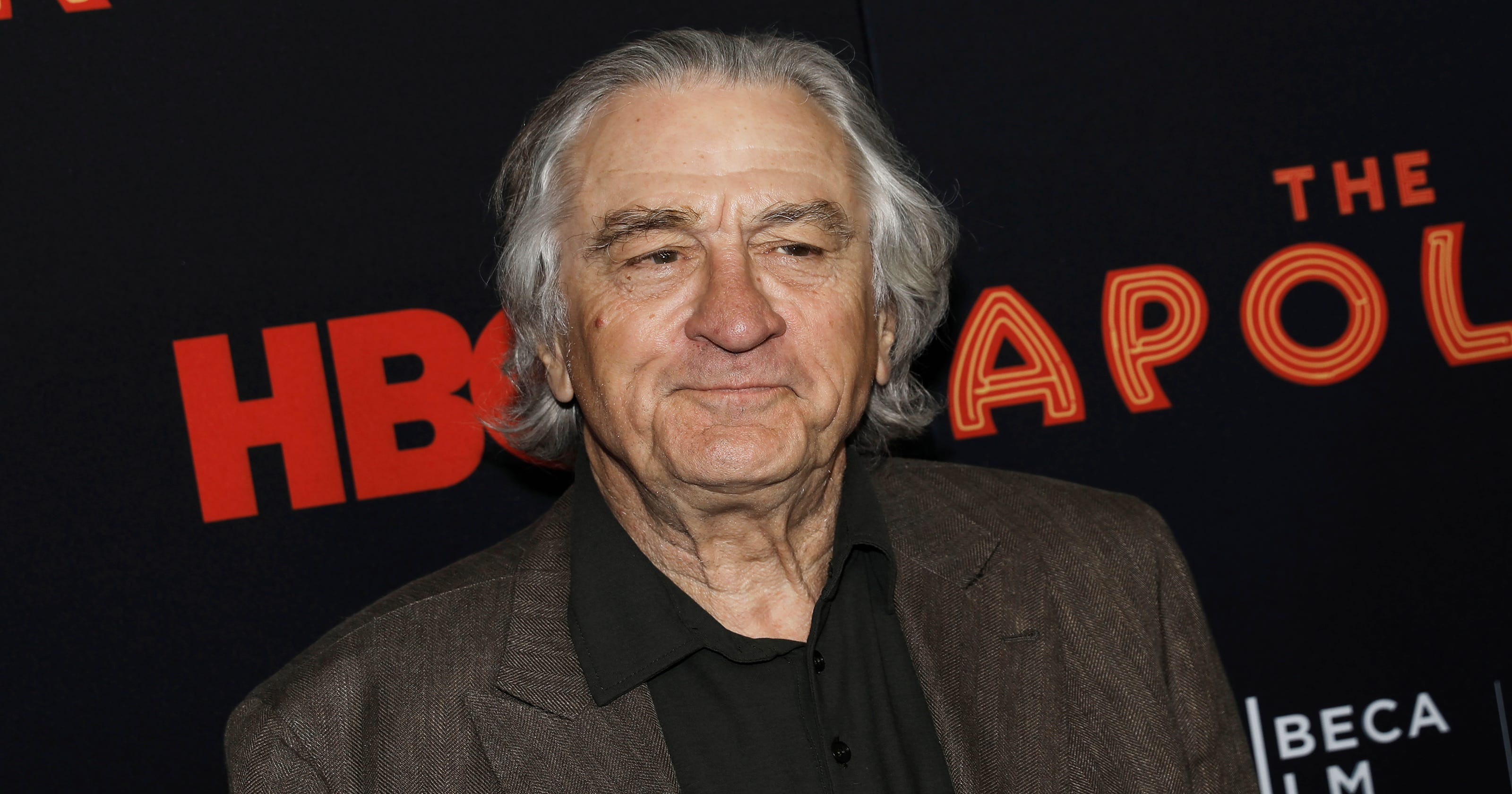 Robert De Niro: Trump getting impeached would 'Make America Great Again'