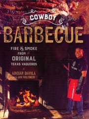 """Cowboy Barbecue: Fire & Smoke from the Original Texas"