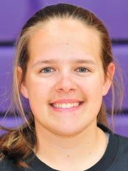 Annika Gels, Eaton High School softball junior pitcher