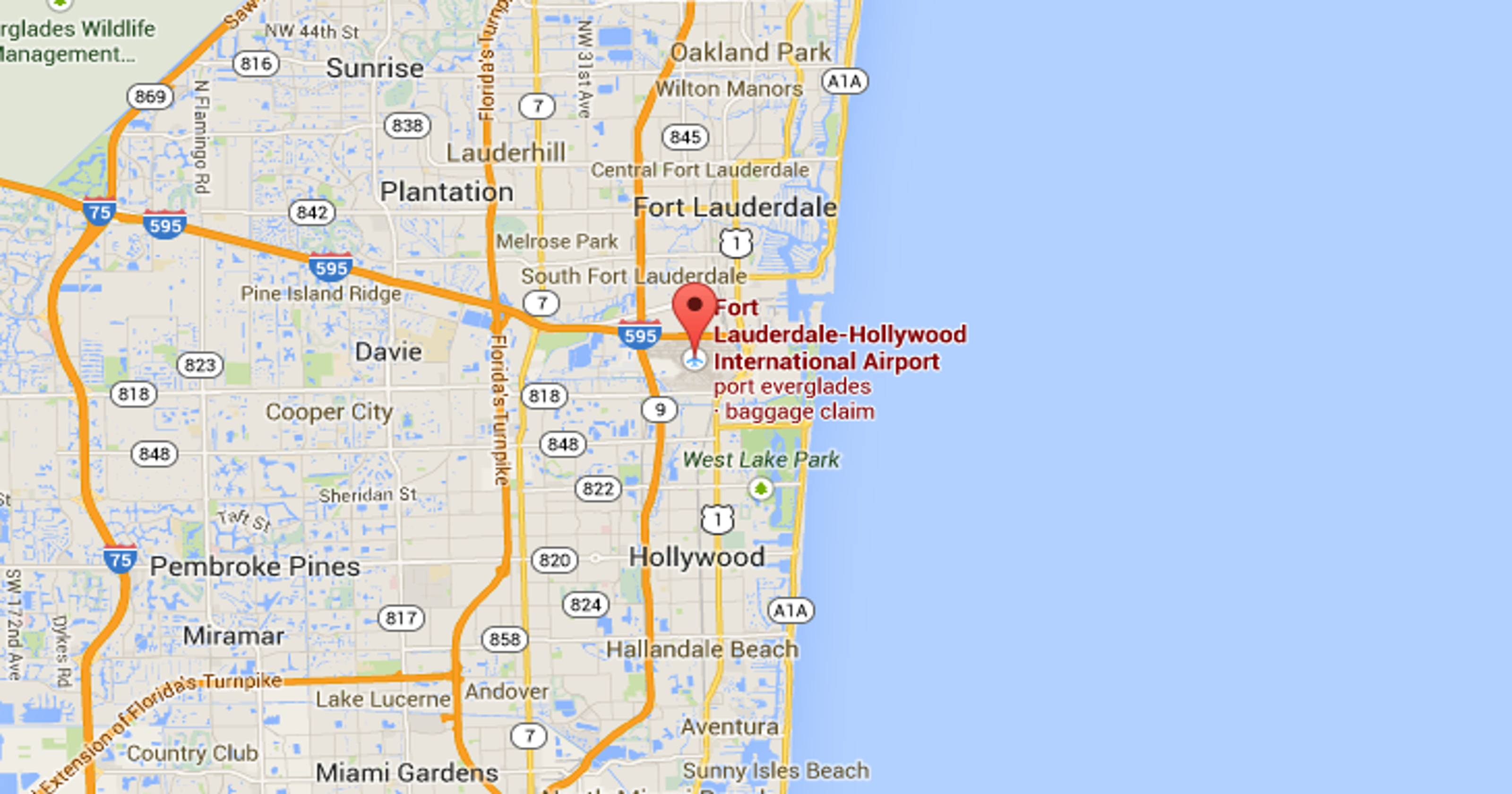 Lightning Strikes Map Florida.Florida Workers Injured In Airport Lighting Strike