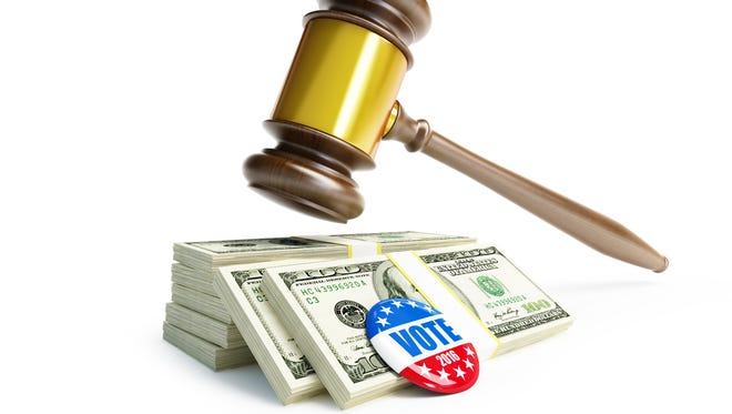 According to OpenSecrets, the 2016 election cycle has brought in 2,259 super PACs, a sizeable leap from the 1,310 present in the 2012 cycle.