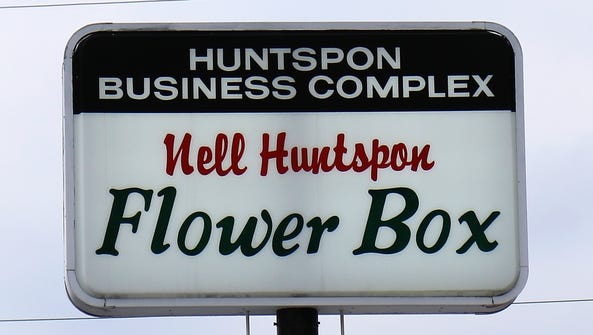 Nell Huntspon Flower Box has been at its current location