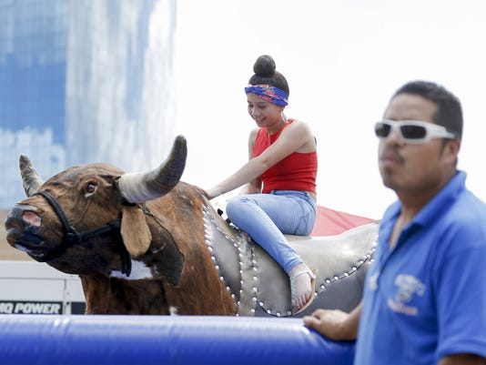 Take a look at what happened at Familia Fest at Military Park on Sunday