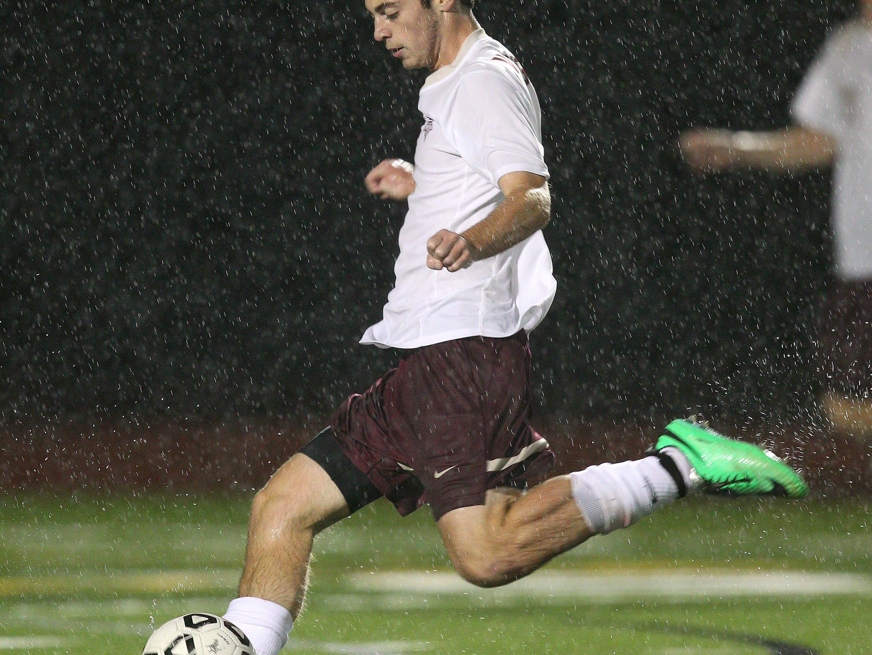 Pittsford Mendon graduate Ryan Aspenleiter was the team's No. 9 captain this past season. The distinction is in honor of Mendon graduate Todd Pelino , who died during the World Trade Center bombings.