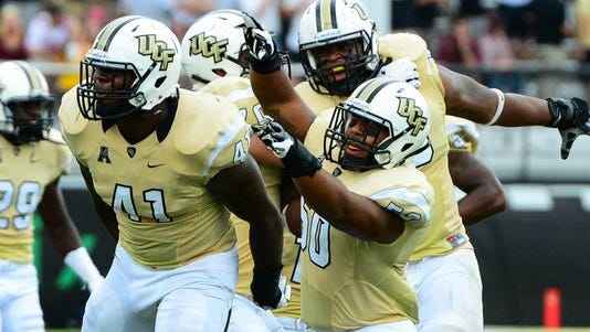 ESPN ranked UCF No. 23 in its 2014 College Football Power Rankings.