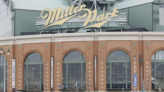 Metal detectors will be stationed at all Miller Park entrances for select Milwaukee Brewers games.