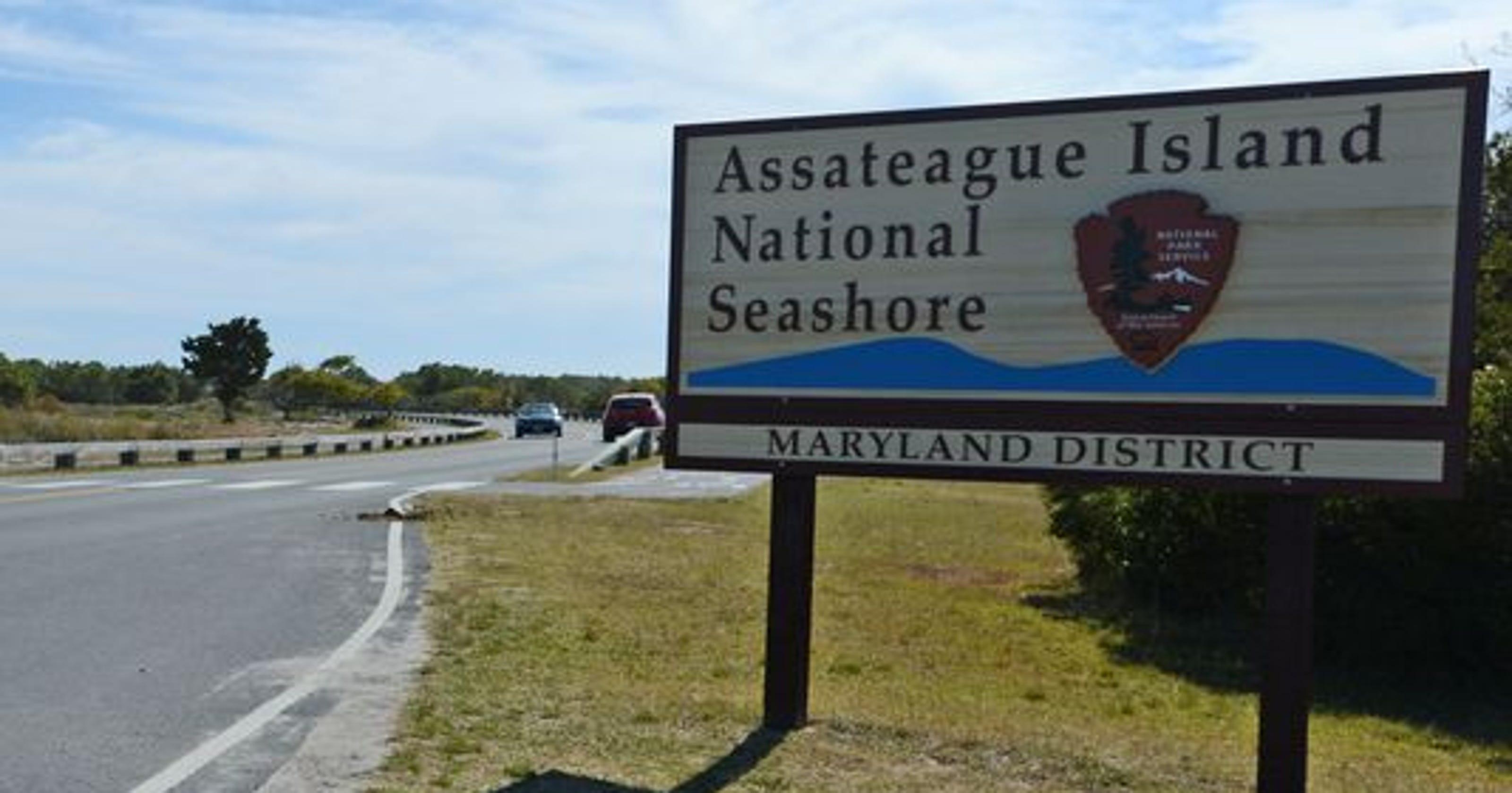 Swimmer drowns at Assateague Island National Seashore