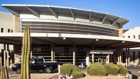The Phoenix Veterans Affairs Medical Center.
