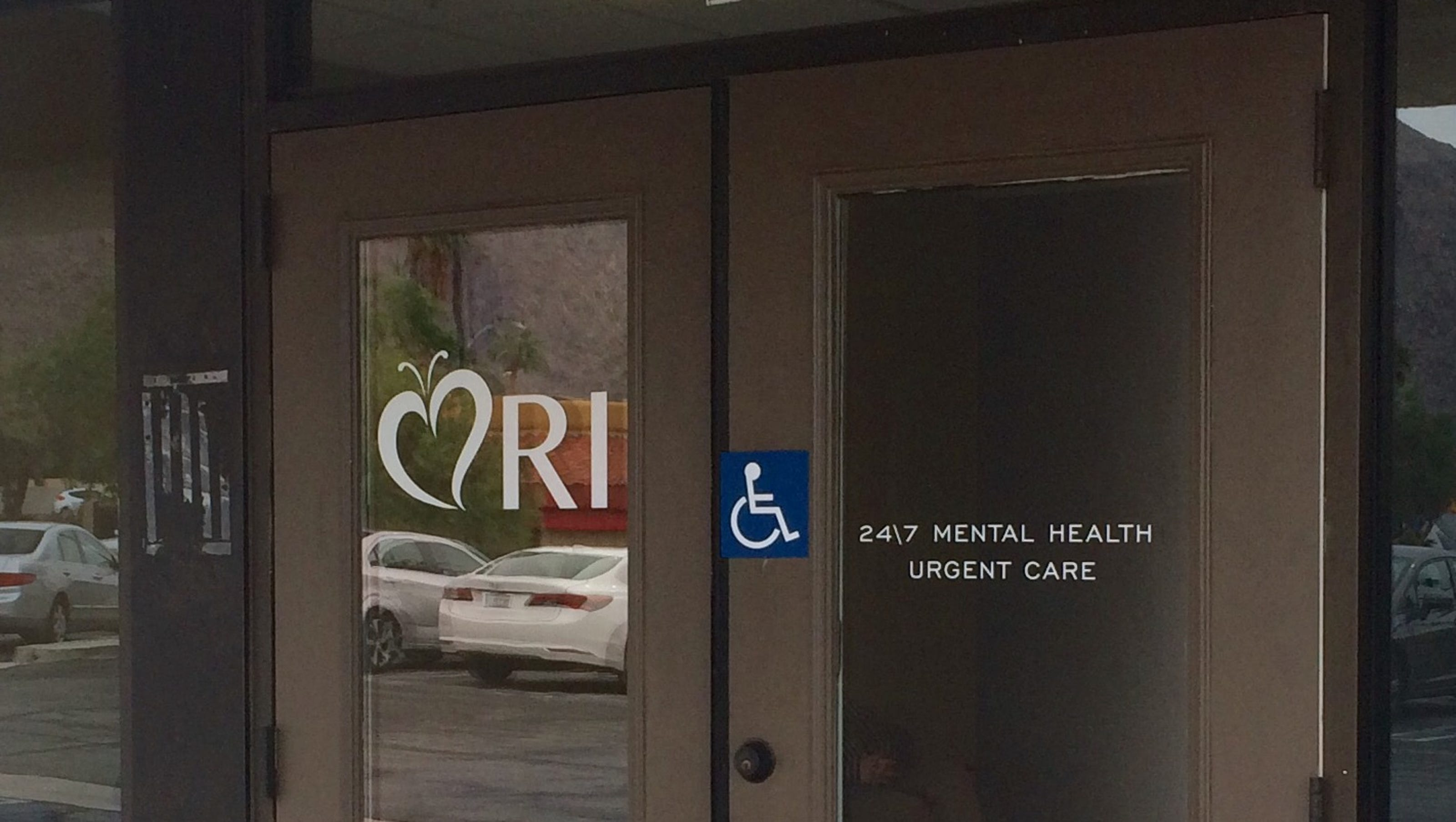 Walk In Mental Health Crisis Center Opens In Palm Springs