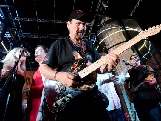 James Burton, honorary festival chair, will perform at The 39th annual Natchitoches-NSU Folk Festival is July 20-21 at Northwestern State University. (File Photo)