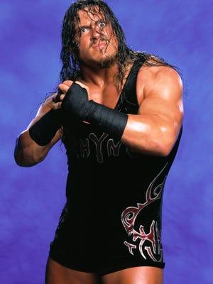 Pro wrestler Rhyno