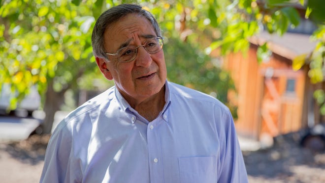 Defense Secretary Leon Panetta speaks about his memoir.