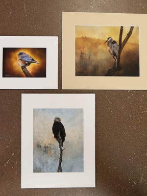 Photographs by Rosette Doyle at Gallery 143 Tuesday, Aug. 11, 2020, in Green, Ohio. Doyle's photographs were in the art-A-palooza virtual show on Saturday, Aug. 15, 2020. This year's event returns to Boettler Park, 5300 Massillon Road.