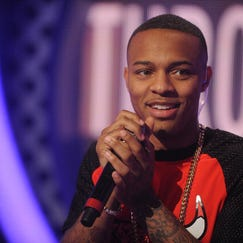 NEW YORK, NY - JUNE 11:  Bow Wow attends BET 106 and Park on June 11, 2014 in New York City.  (Photo by Brad Barket/Getty Images for BET)