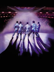 """""""The Temptations"""" miniseries aired on NBC-TV in 1998."""