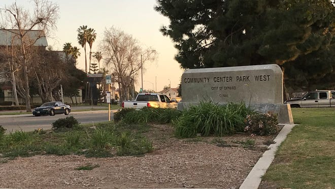 An Oxnard man was found shot to death overnight at a city park at 801 Hobson Way, the Oxnard Police Department reported Sunday. It was the city's first homicide in 2018.