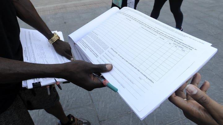 Michigan bills would toughen rules to get proposals on ballot