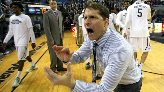 Wolf Pack coach Eric Musselman said his team has more offensive weapons this season.