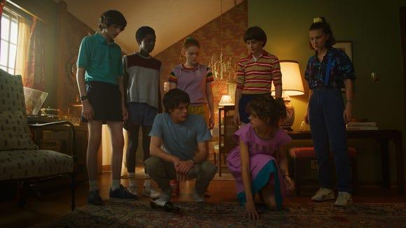 """""""Stranger Things"""" is spending the summer in Hawkins."""