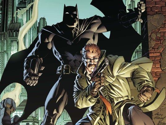 Batman Eternal cover