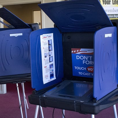 South Carolina Election Commission officials say they've