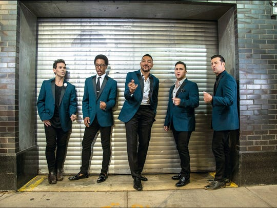 The Doo Wop Project will perform on Dec. 8 at Shea
