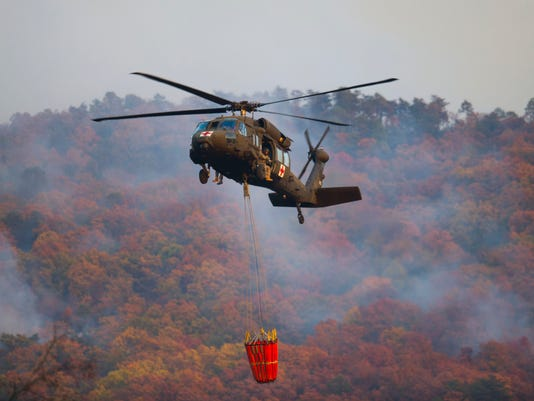 News: Wildfires
