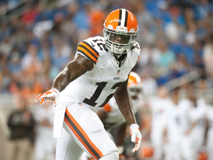 WR Josh Gordon, Browns: Suspended 1 year - violating substance-abuse policy.