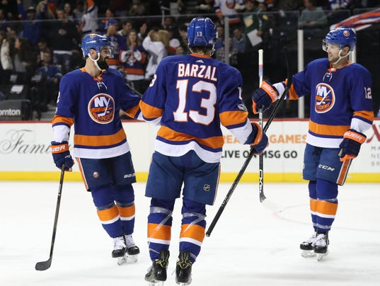 Image result for mathew barzal