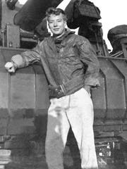 Paul Hilliard, Badger Oil founder, was a radioman and gunner during WWII.