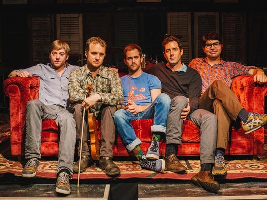 The Lost Bayou Ramblers bring the swamp sound to the Word of South festival on Sunday.