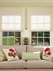 Cordless Cellular Shades. Window treatments should
