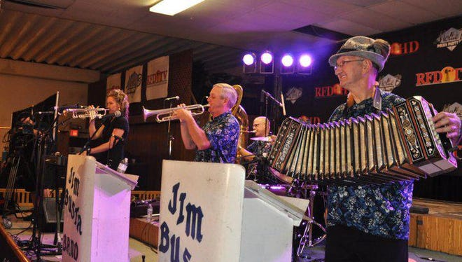 The Jim Busta Band will perform from 2 p.m. to 6 p.m. Saturday at Greenwood's End of Summer Festival & Street Dance.