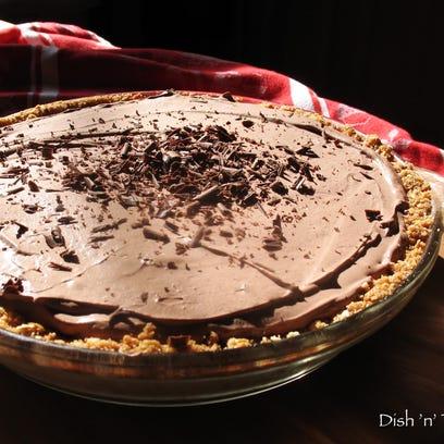 'Kiss that Diet Goodbye Pie'